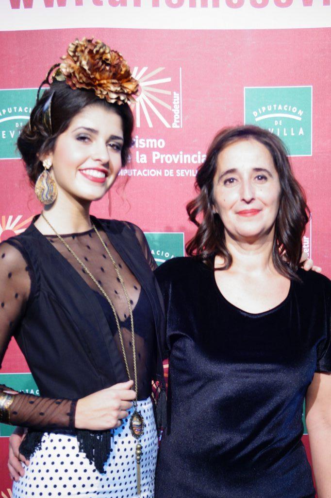 Rocío Lama. Tradición en la moda flamenca forjada a fuego